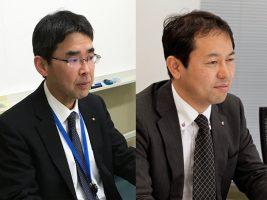 お話を伺った常陽銀行の池田氏と高田氏