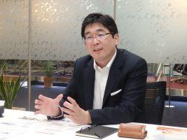 今回お話を伺った任意売却支援機構株式会社の代表取締役 富永順三氏。テレビメディアなどにも多数出演