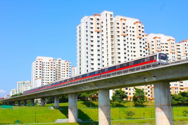 国民の約8割が、政府が供給するHDBに住むと言われている。 うち8割が持ち家だということからも、シンガポールの持ち家率の高さがうかがえる