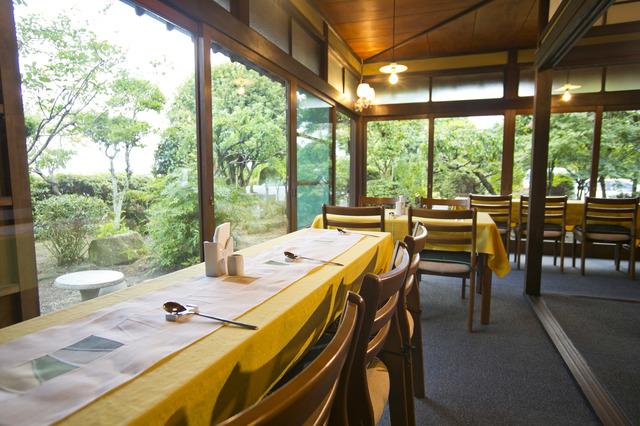 古民家などをレストランやカフェにする例も増えているが、 今後は宿泊施設などへの転用例も増えていくと思われる(※写真はイメージ)
