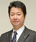 八尾 浩之氏(日本ホールディングス株式会社 代表取締役)